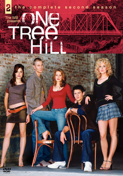 One Tree Hill: The Complete Second Seaso - DVD - used