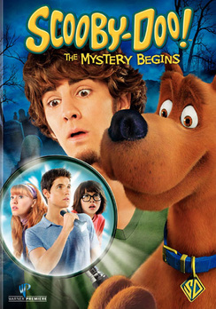 Scooby-Doo! The Mystery Begins - Widescreen - DVD - used