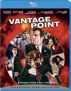 Vantage Point - DVD - used