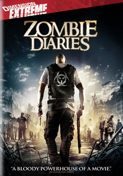 Zombie Diaries - Widescreen - DVD - used