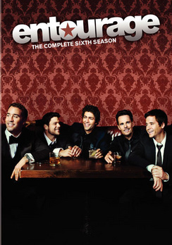 Entourage: The Complete Sixth Season - DVD - Used