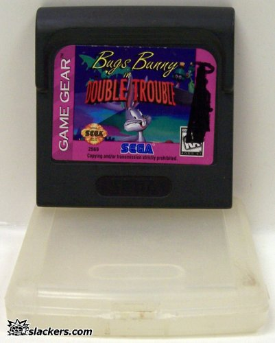 Bugs Bunny Double Trouble - Game Gear - Used