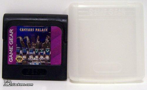 Caesars Palace - Game Gear - Used