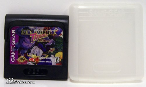 Deep Duck Trouble Starring Donald Duck - Game Gear - Used