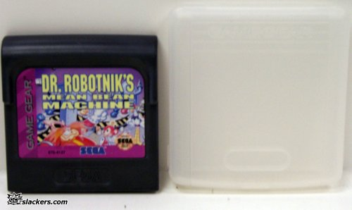 Dr. Robotnik's Mean Bean Machine - Game Gear - Used
