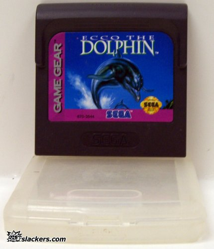 Ecco the Dolphin - Game Gear - Used