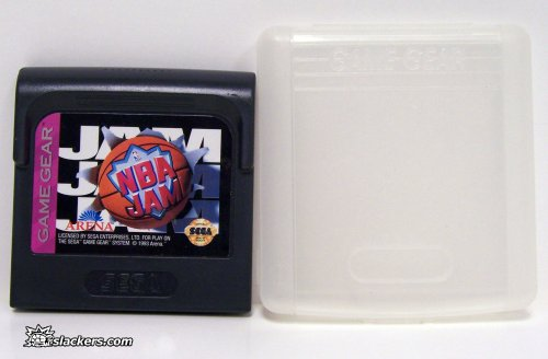 NBA Jam - Game Gear - Used