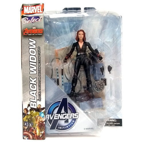 Marvel Select Black Widow (Age of Ultron) Figure