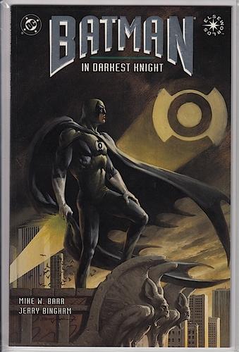 Batman: In Darkest Knight - Near Mint - Comics - Used