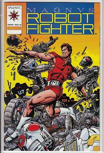 Magnus Robot Fighter #0 Near Mint Standard Edition - Comics - Used