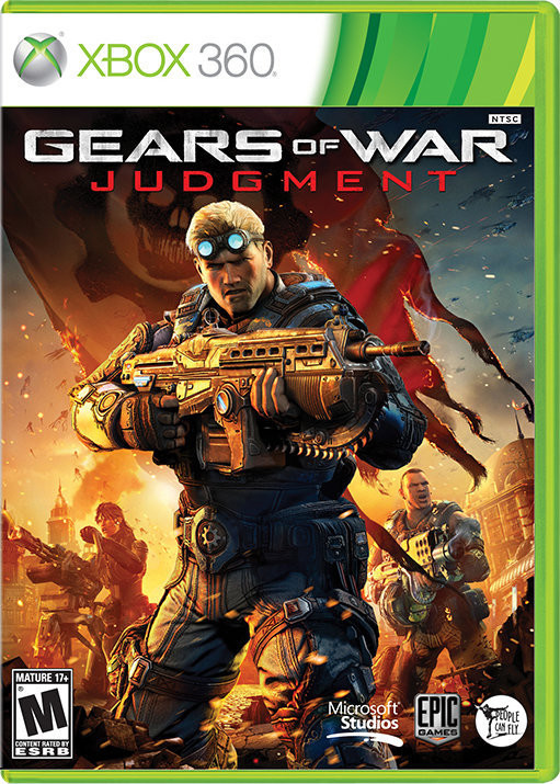 Gears Of War: Judgement - XBOX 360 - New
