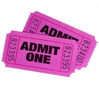 Awards Ceremony Tickets