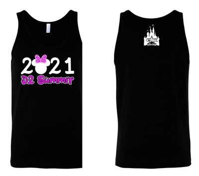 D2 Summit Bella Tank Top