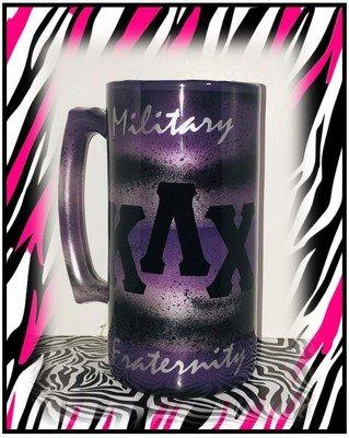 KLC Glass Mug