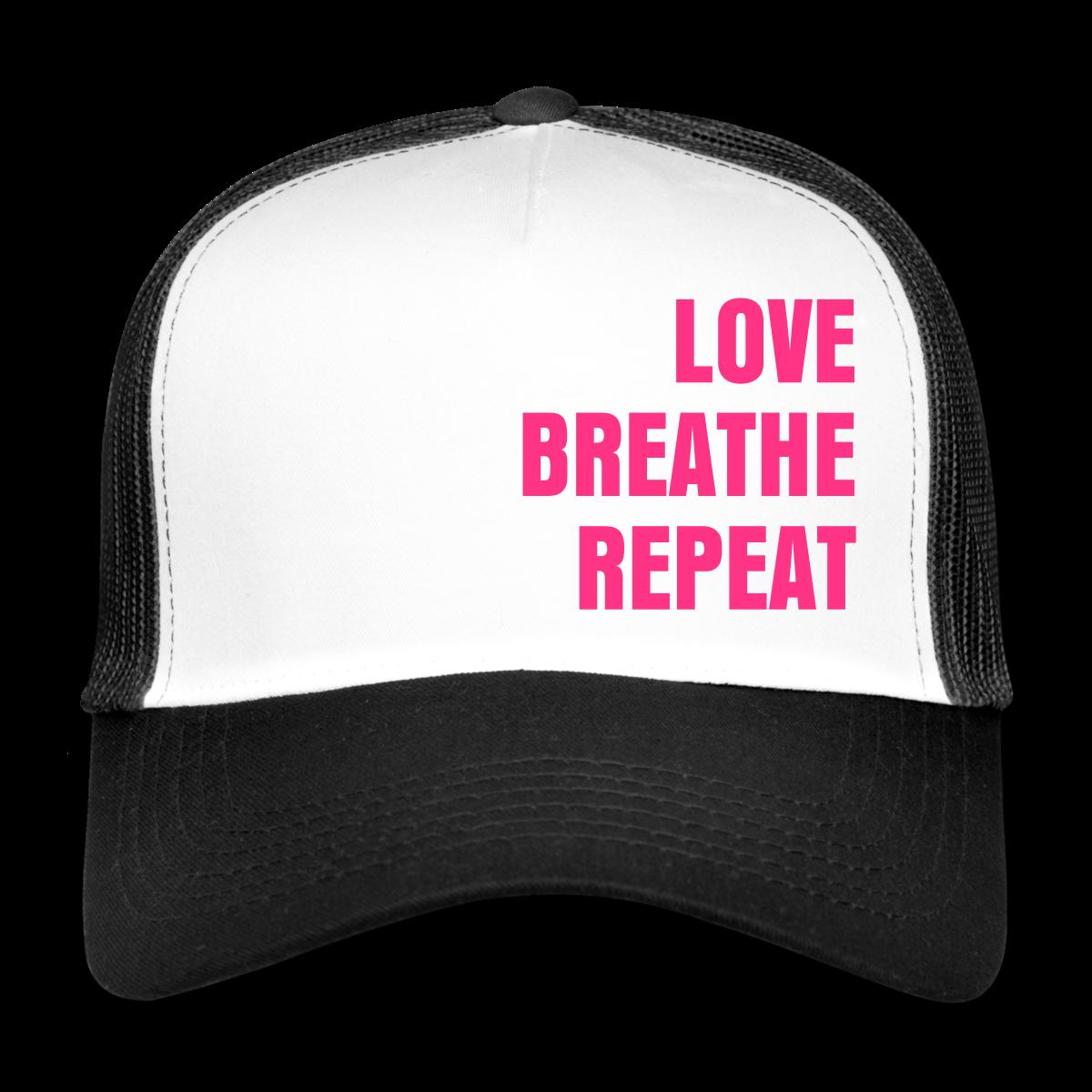 Love, Breathe, Repeat Caps