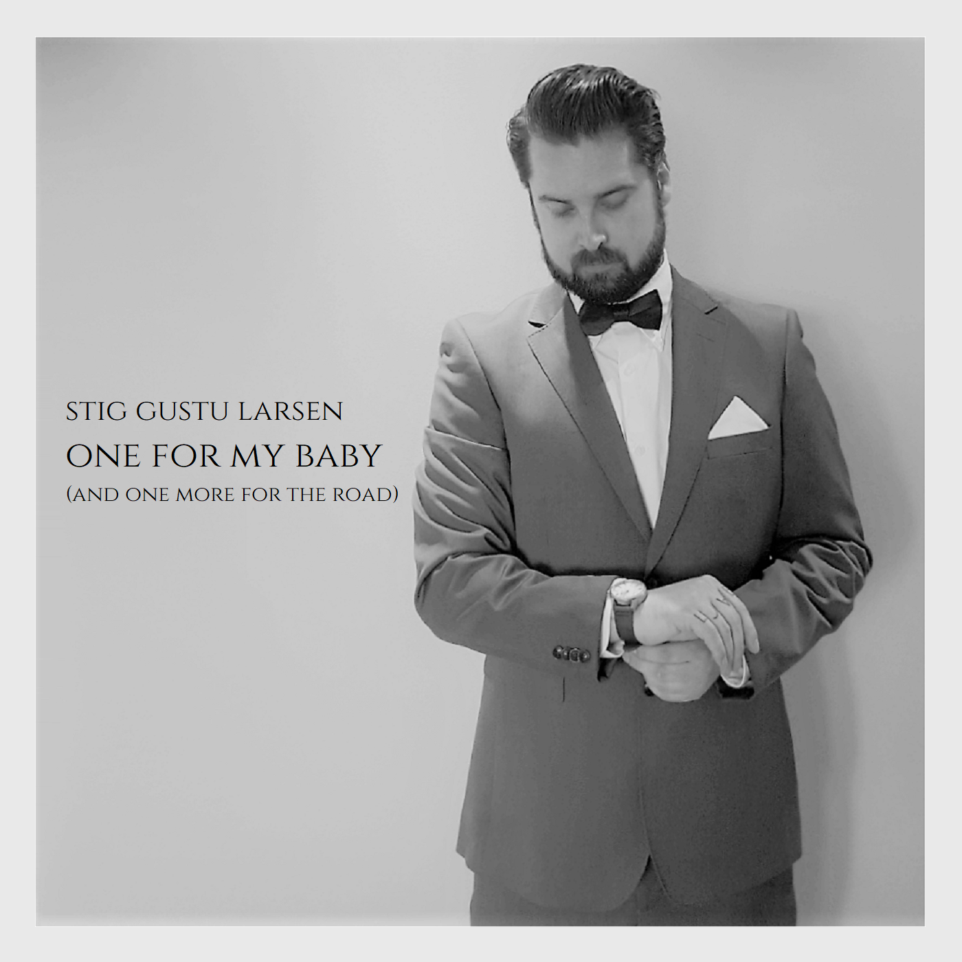 Stig Gustu Larsen - One For My Baby (CD)