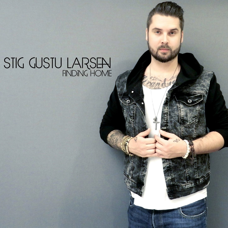 STIG GUSTU LARSEN - FINDING HOME (CD)