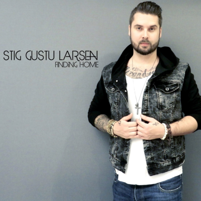 STIG GUSTU LARSEN - FINDING HOME (CD)