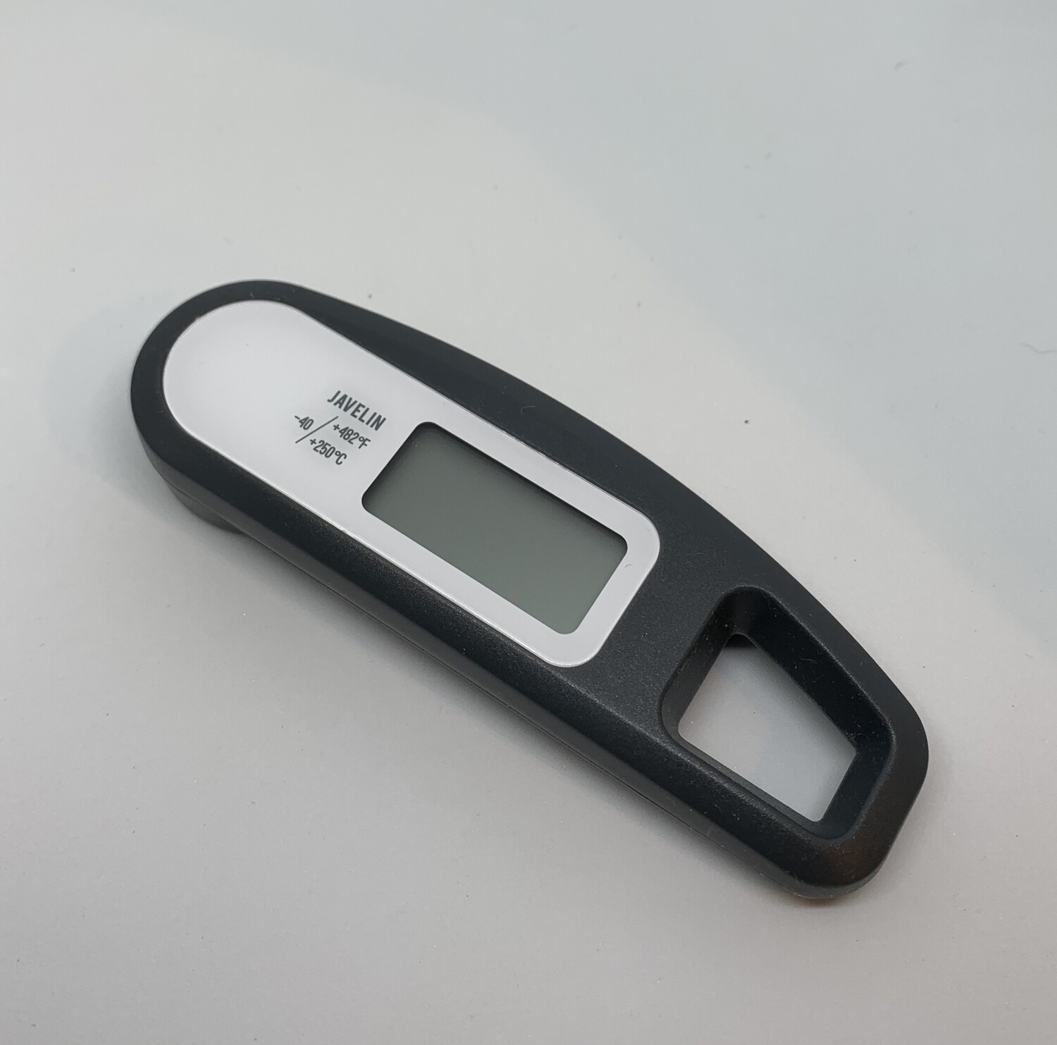 Javelin Instant Read Thermometer - Grey