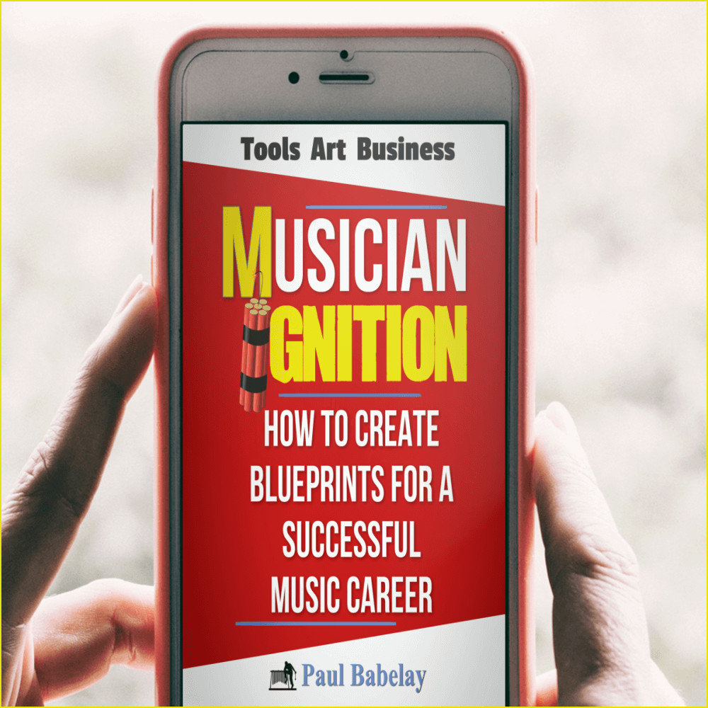 Musician Ignition - How To Create Blueprints For A Successful Music Career (ePUB)