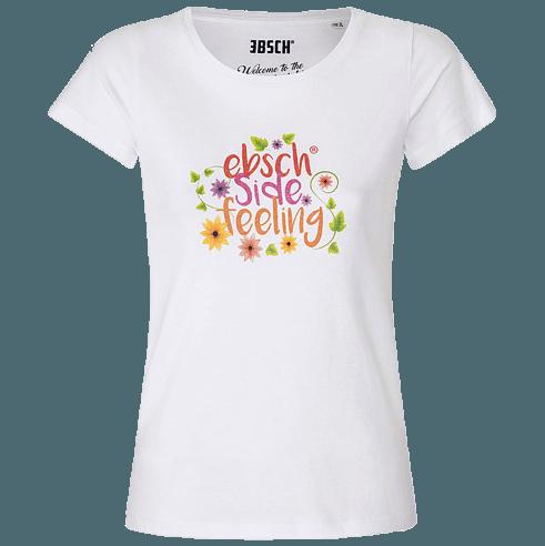 EBSCH® SIDE FEELING | T-Shirt Damen