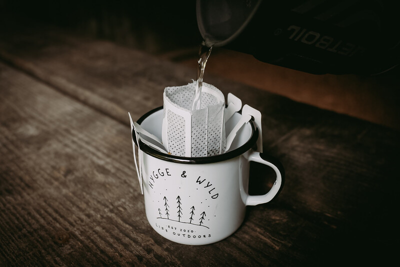 Emergency Coffee Filters