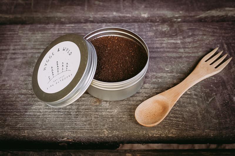 The Weekender Coffee Tin