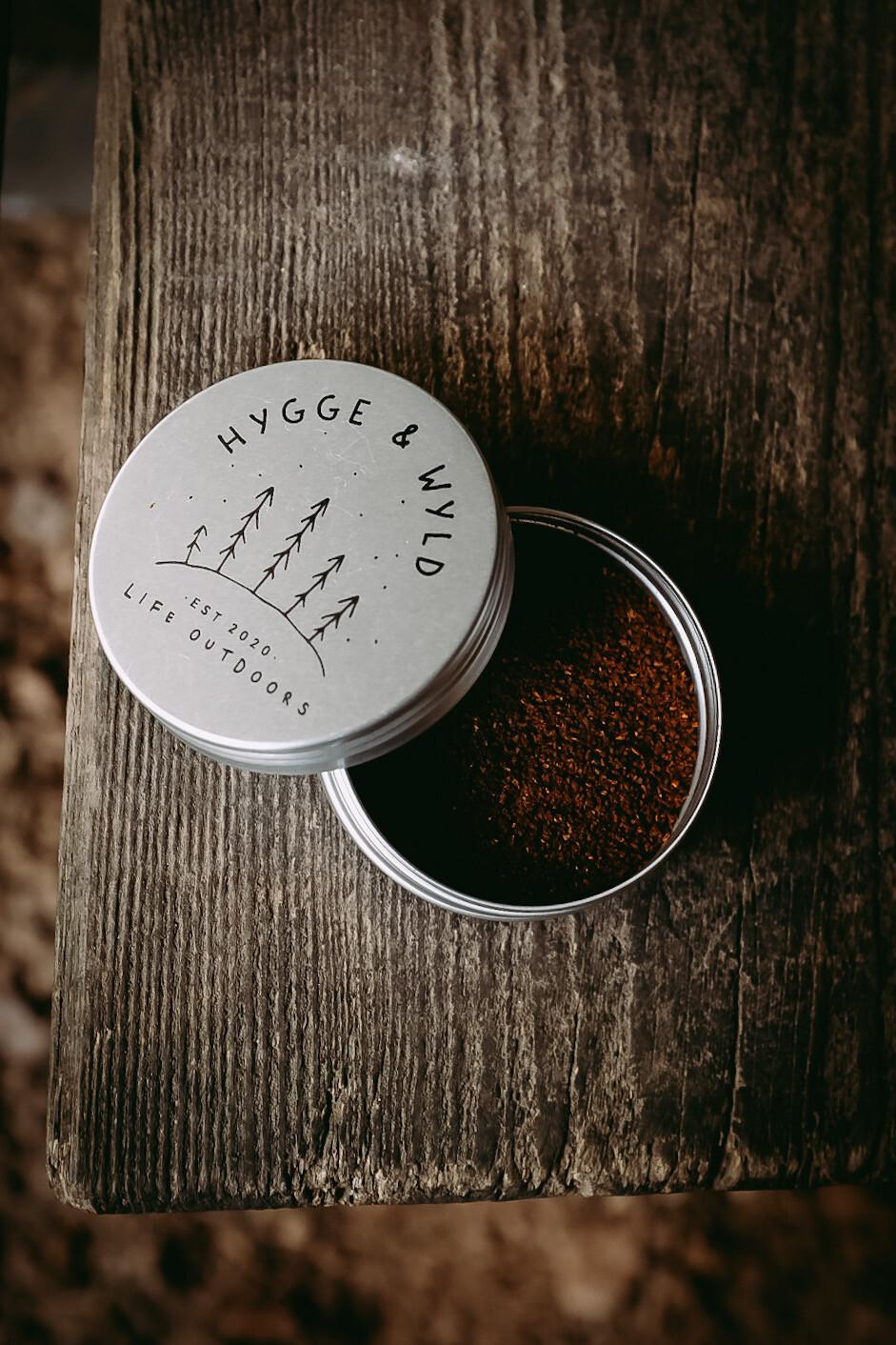 The DayTripper Coffee Tin