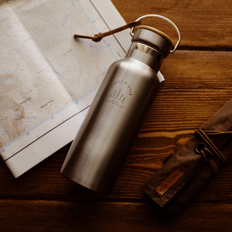 The Adventure Flask