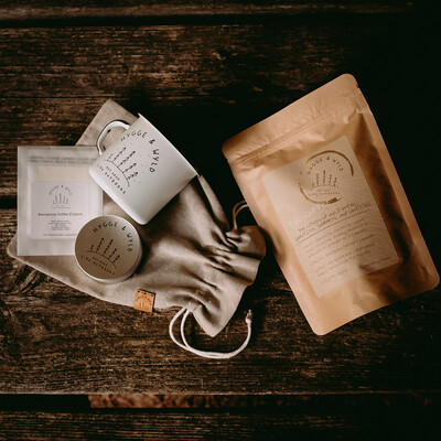 The Coffee Lover's Gift Bag