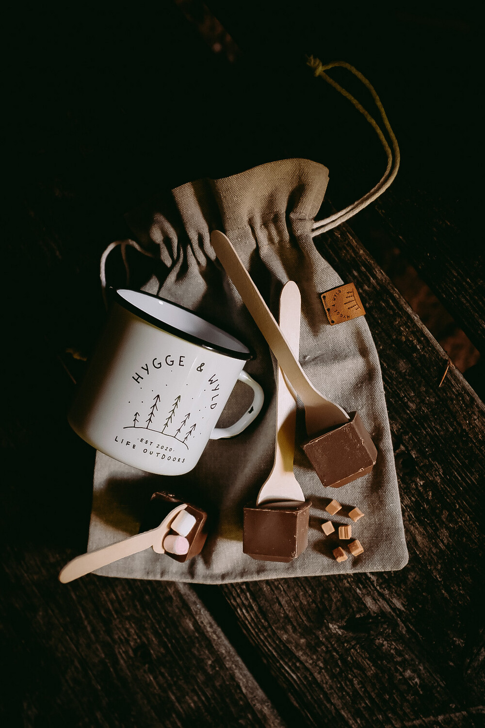 The Hot Chocolate Lover's Gift Bag