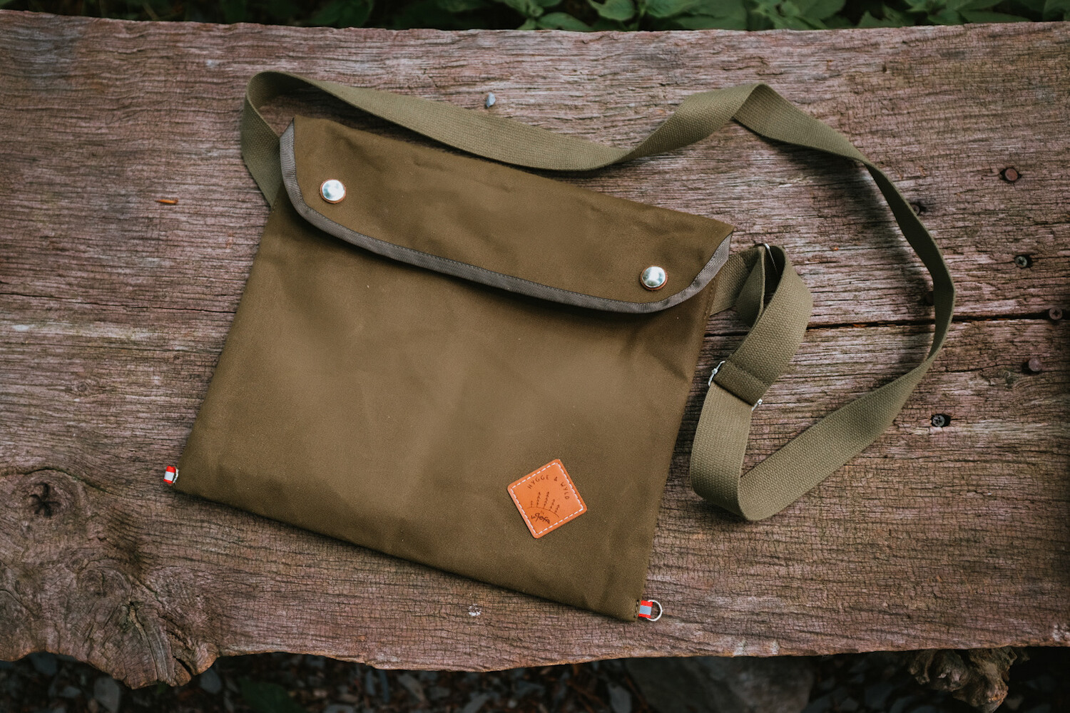 The Musette Bag