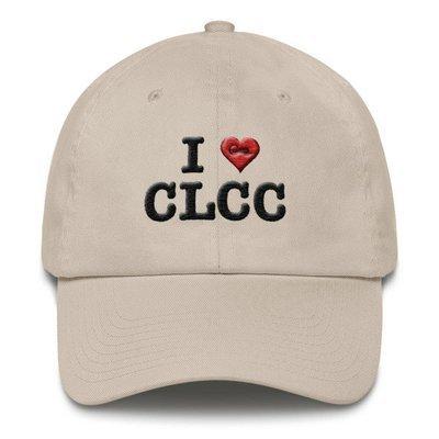 Cotton Cap - I Love CLCC