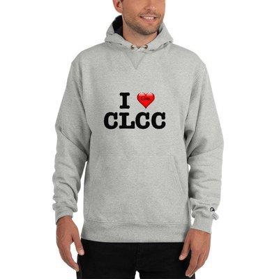 Champion Hoodie - I Love CLCC