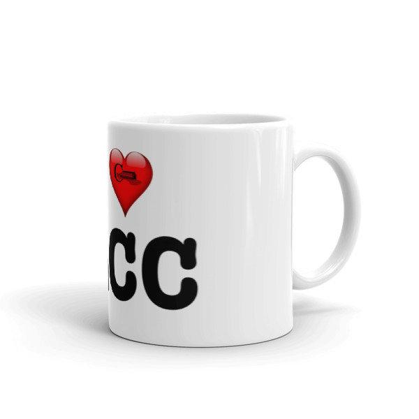Mug - I LOVE CLCC