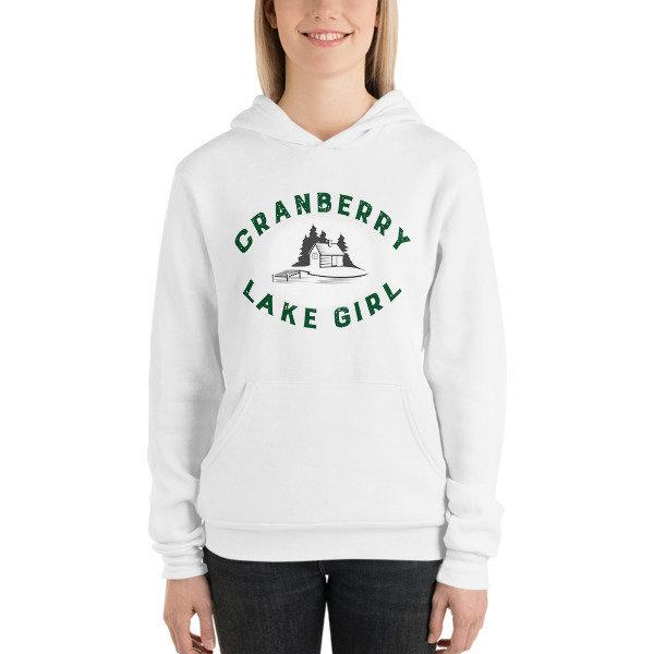 Hoodie - Cranberry Lake Girl