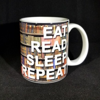 Eat. Read. Sleep. Repeat.