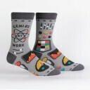 Men's Crew Socks - Genius at Work