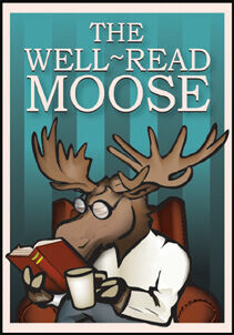 Well Read Moose Gift Store
