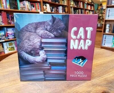 Cat Nap 1,000 Piece Puzzle