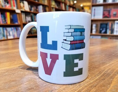 Love Books Mug