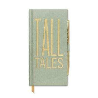 Designworks Ink Tall Tales Journal with Pen