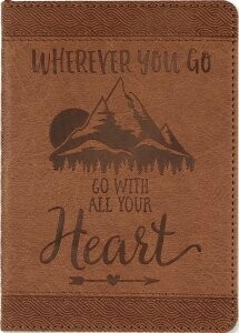 Wherever You Go Journal