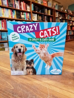 Crazy Cats Card Game