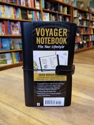 Black Voyager Notebook