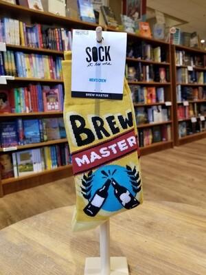 Brew Master Men's Crew Socks