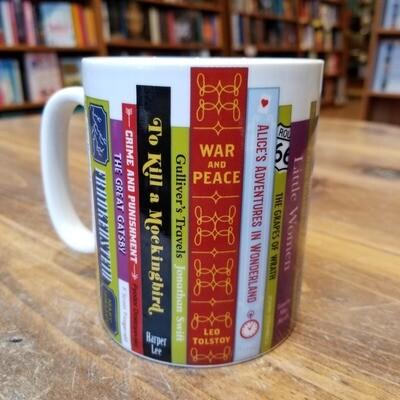 Book Lover's Mug