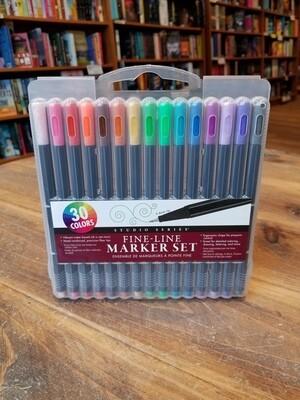 Studio Series Fine Line Marker Set