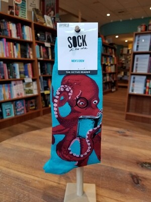 Men's Crew Socks - Octive Reader