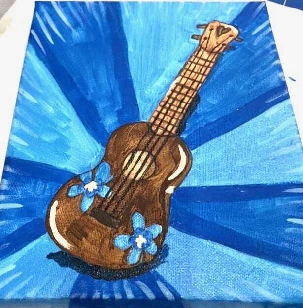 Music Lover painting kit